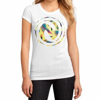 Palm Breeze Women T-shirt
