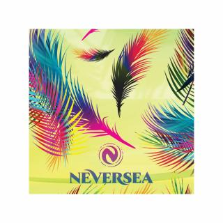Magnet NEVERSEA Palms patrat