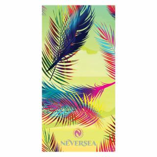 Palm Breeze Beach Towel